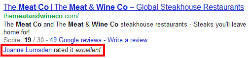 zagat review1 Google+ Local Reviews – Why They Are Important & How to Get Them