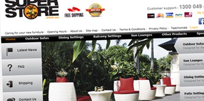 The Outdoor Furniture Company