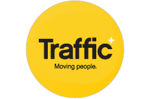 Traffic ADvertising Agency Logo