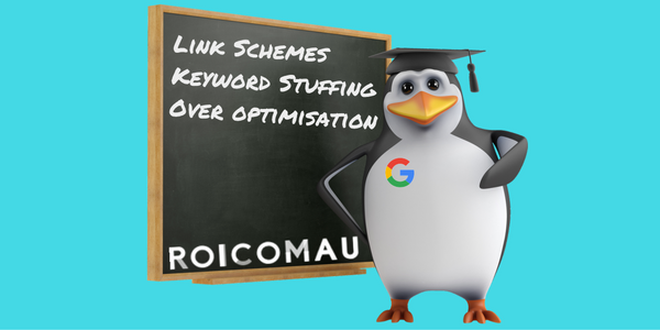 Link SchemesKeyword StuffingOver optimisation (1)